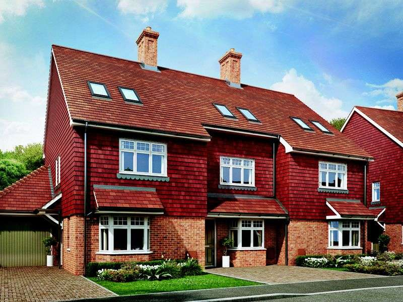 3 Bedrooms Terraced House for sale in The Eridge, Mayfield Place, Love Lane, Mayfield
