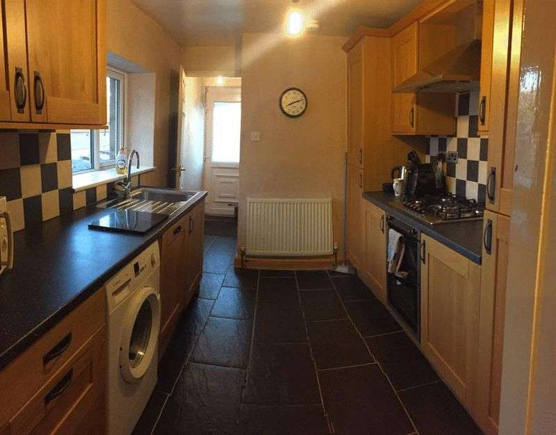 2 Bedrooms Flat for sale in Hallsteads, Buxton