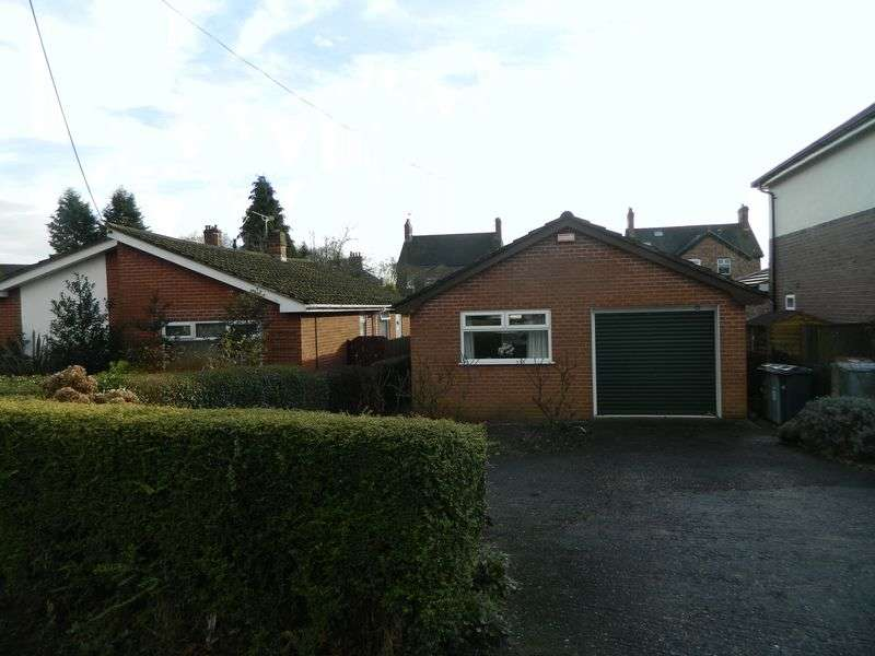 2 Bedrooms Bungalow for sale in Bradeley Road, Haslington