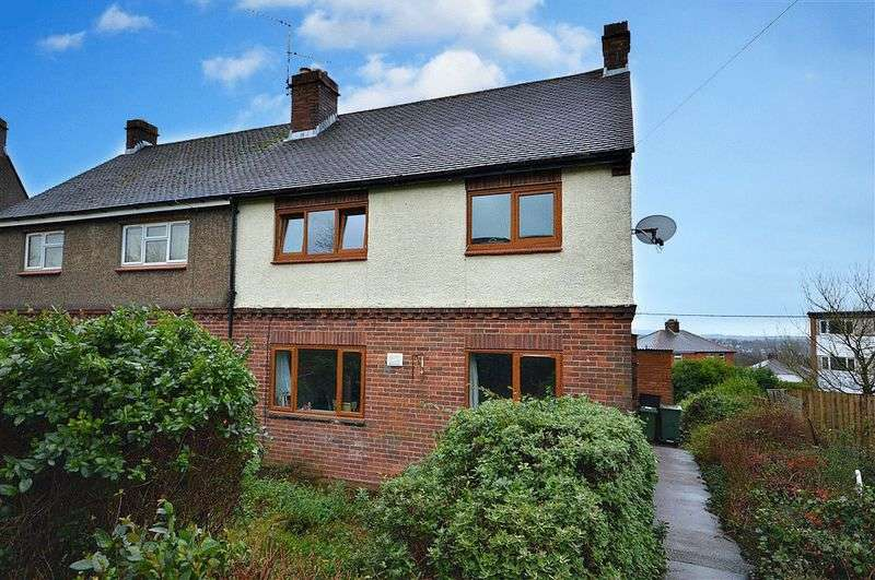 3 Bedrooms Semi Detached House for sale in Maple Crescent, Pontypool