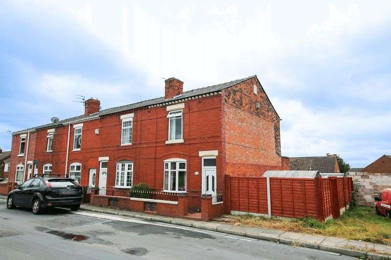 2 Bedrooms Terraced House for sale in Hemfield Road, Ince, Wigan