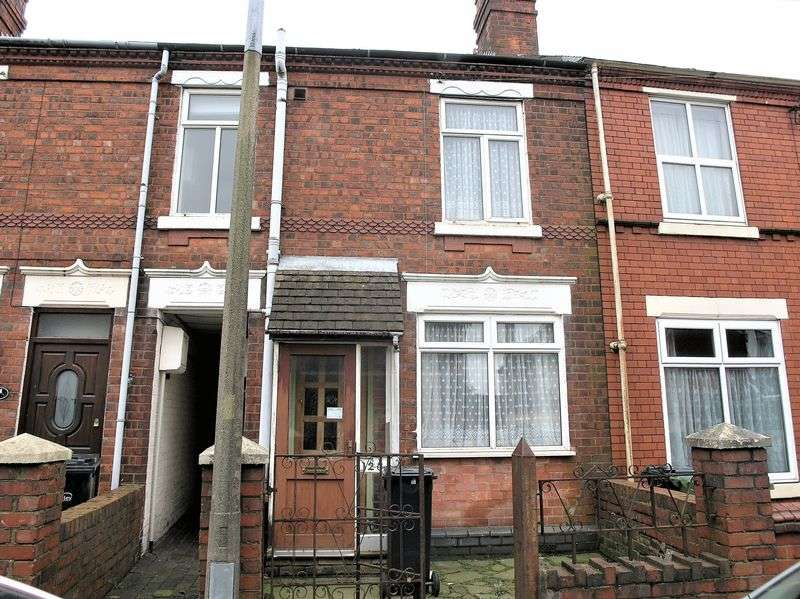 2 Bedrooms Terraced House for sale in Ivyhouse Lane,Coseley