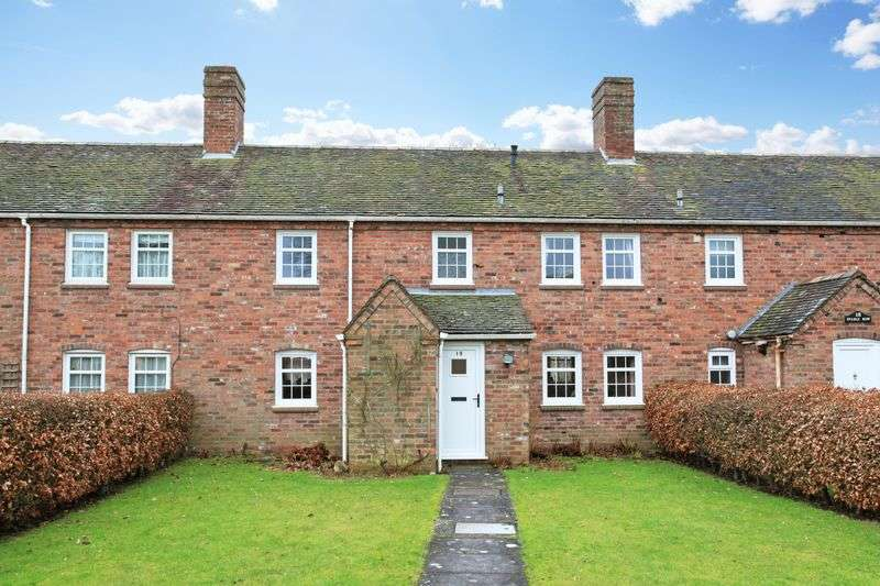 3 Bedrooms Terraced House for sale in 19 Priorslee Village, Priorslee, Telford, Shropshire, TF2 9NW