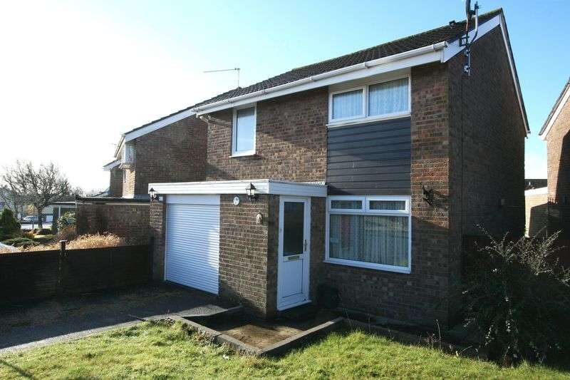 3 Bedrooms Detached House for sale in Cardigan Crescent, Llantwit Major
