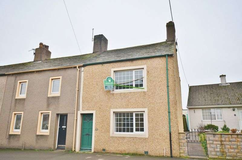 2 Bedrooms Terraced House for sale in Main Road, Seaton