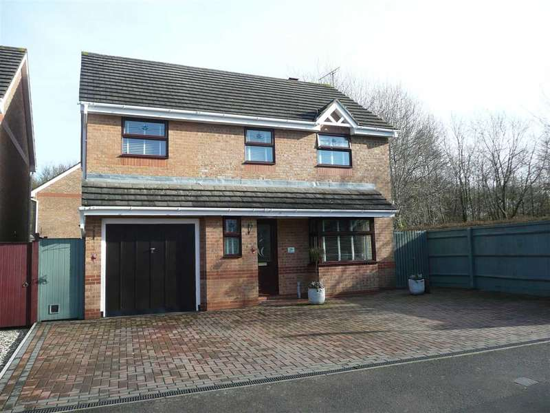 4 Bedrooms Detached House for sale in Hatherall Close, Stratton, Swindon
