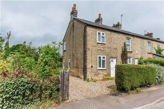 2 Bedrooms End Of Terrace House for sale in Cottenham Road, Histon, Cambridge