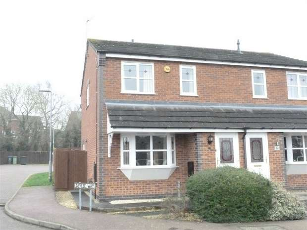 3 Bedrooms Semi Detached House for sale in Broughton Astley