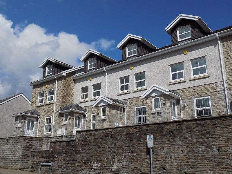 4 Bedrooms Terraced House for sale in Filas Wessex High Street, Ogmore Vale, Bridgend. CF32 7AD