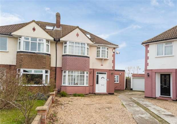 4 Bedrooms Semi Detached House for sale in 29 Bannister Close, Langley, Berkshire