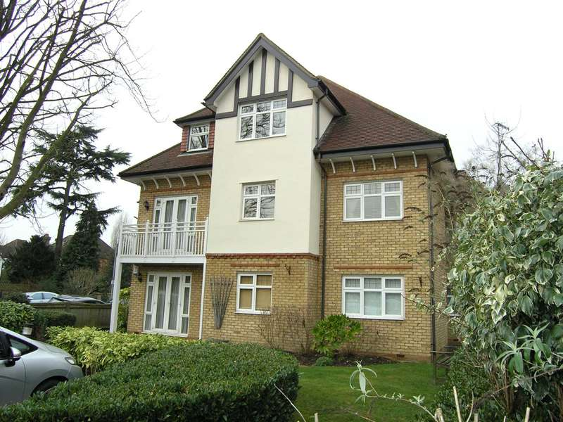 2 Bedrooms Flat for sale in Alexandra House, Belmont Road