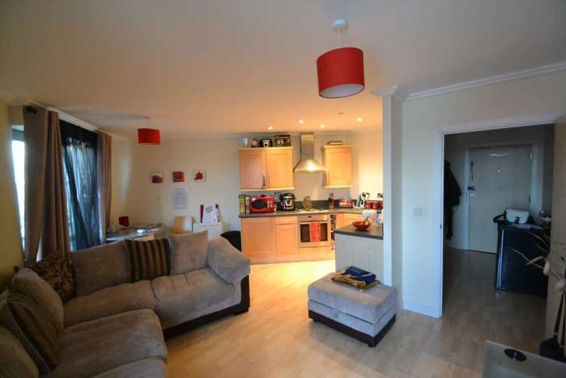2 Bedrooms Flat for sale in Trentham Court, North Acton W3 6BT