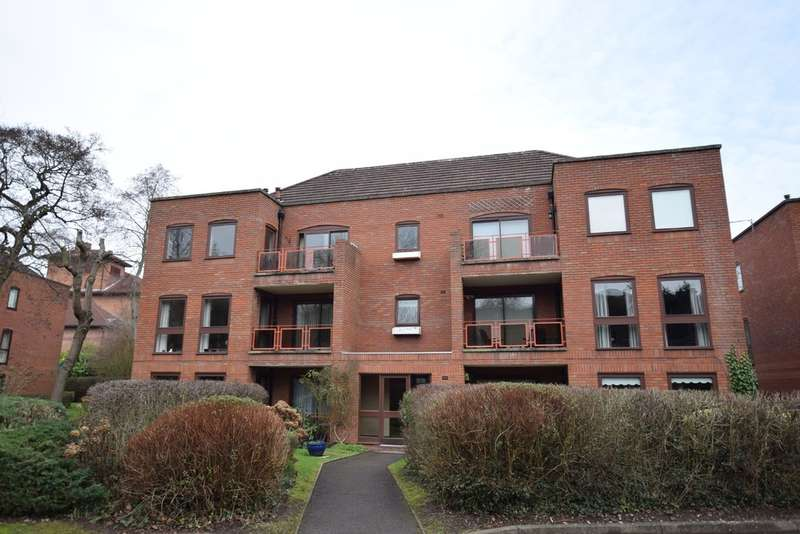 2 Bedrooms Ground Flat for sale in Princes Way, Solihull