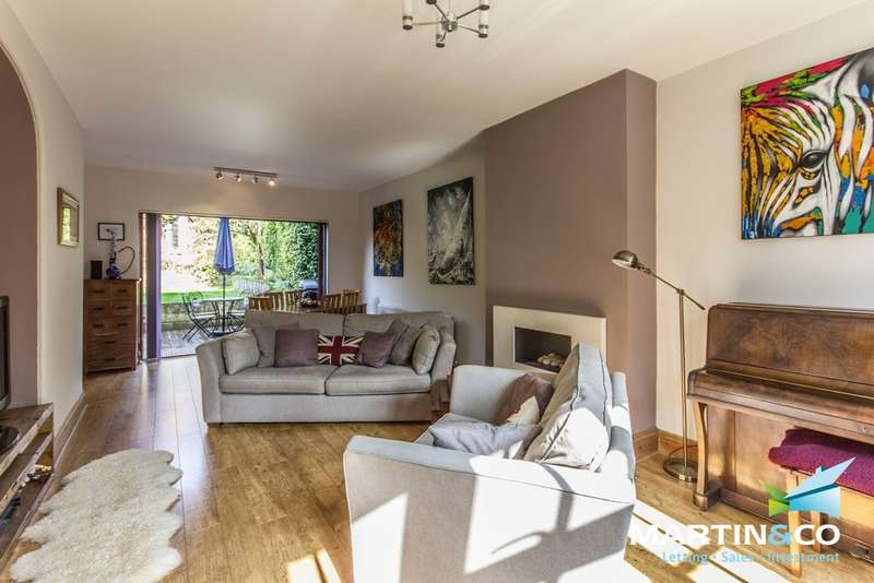 4 Bedrooms Terraced House for sale in Carless Avenue, Harborne, B17