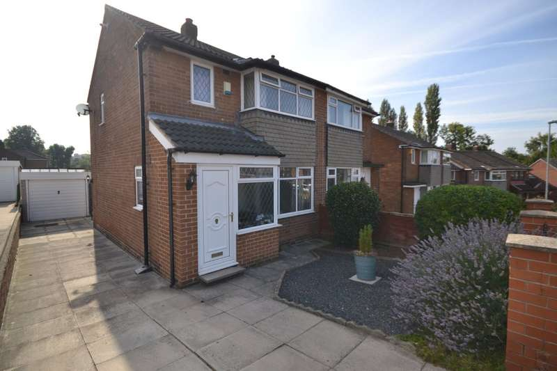 3 Bedrooms Semi Detached House for sale in Woolgreaves Drive, Wakefield