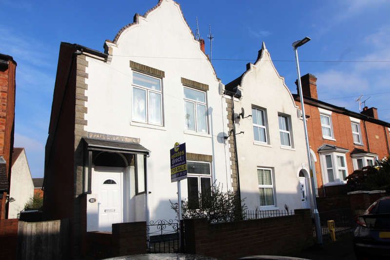 3 Bedrooms Terraced House for sale in Livingstone Street, Worcester, Worcester, WR5