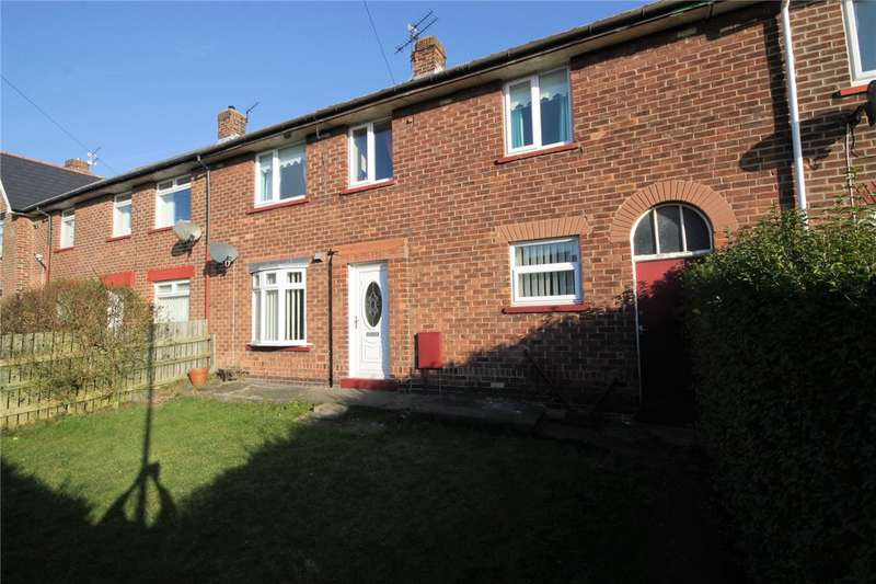 3 Bedrooms Terraced House for sale in Willow Crescent, Leadgate, Consett, DH8