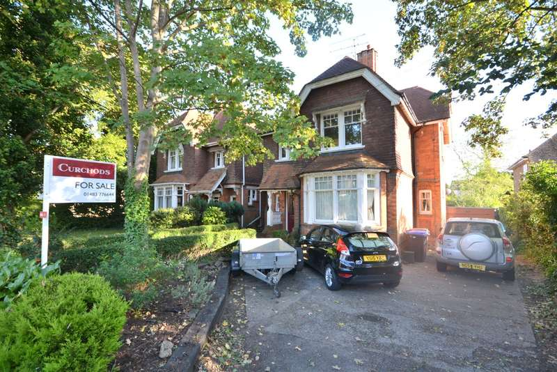 1 Bedroom Ground Flat for sale in Woking