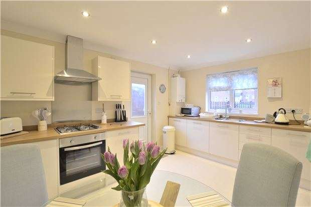 3 Bedrooms Detached Bungalow for sale in Sayers Crescent, Brockworth, GLOUCESTER, GL3 4HD
