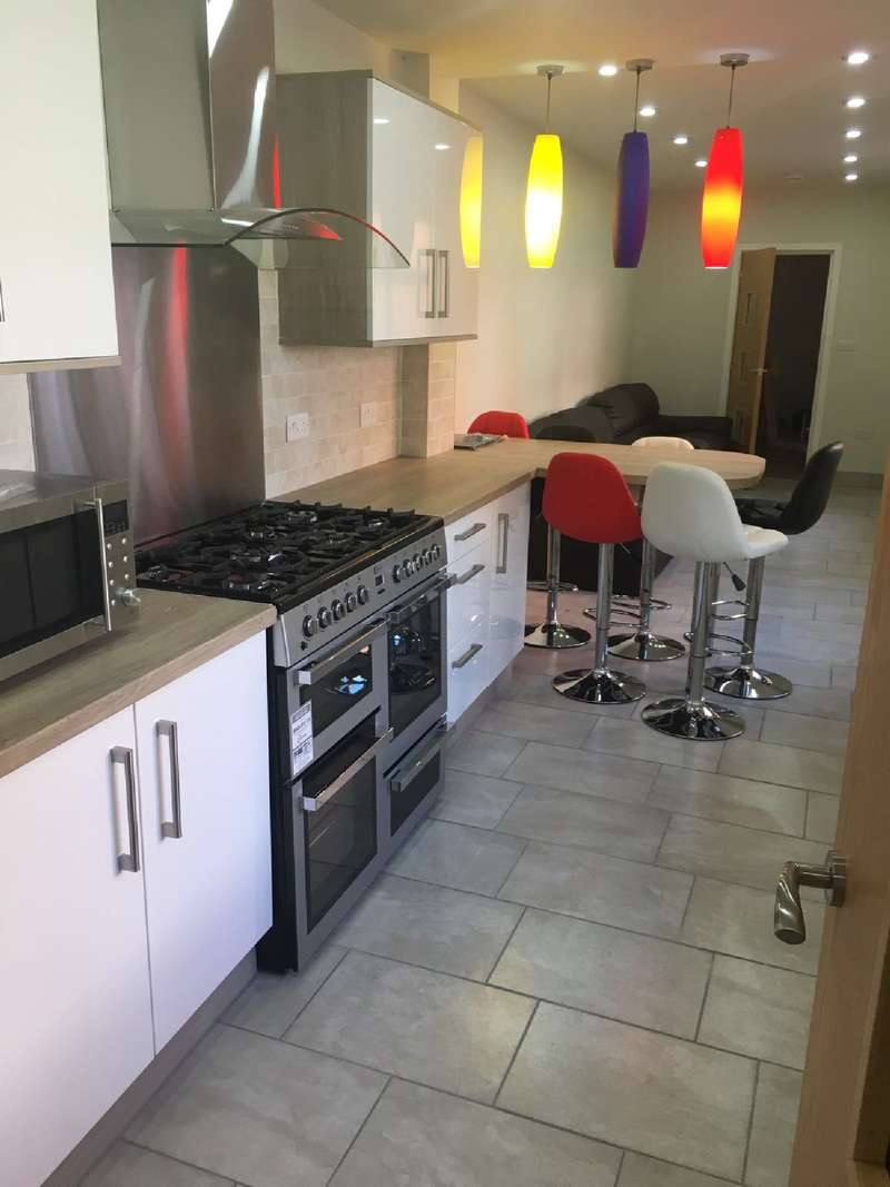 6 Bedrooms House Share for rent in First Avenue, Selly Park, West Midlands, B29 7NS