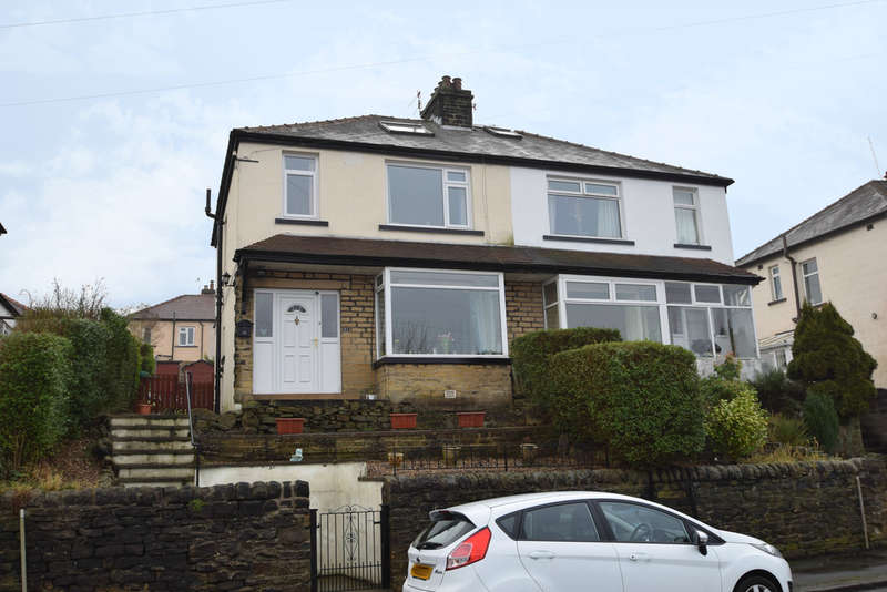 3 Bedrooms Semi Detached House for sale in Thackley Old Road, Shipley, BD18
