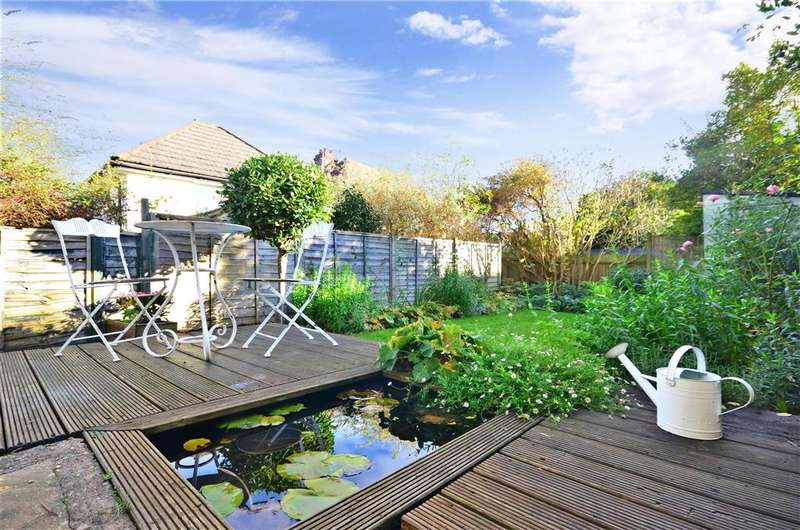 3 Bedrooms Semi Detached House for sale in Albert Road North, Reigate, Surrey