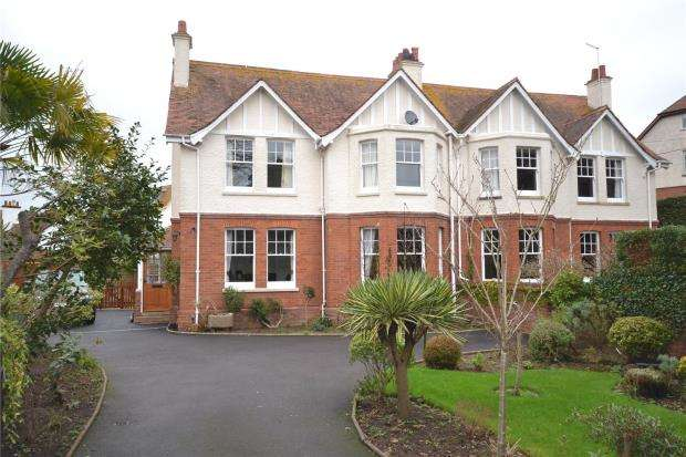 4 Bedrooms Semi Detached House for sale in Station Road, Budleigh Salterton, Devon