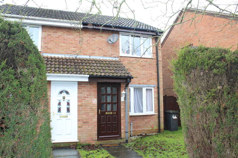 2 Bedrooms Semi Detached House for sale in Somerville, Werrington, Peterborough