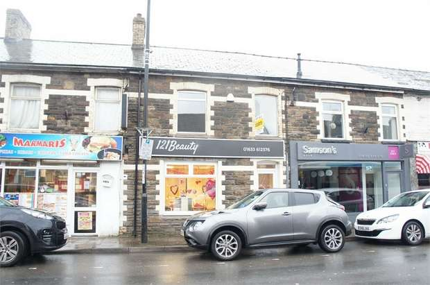 Commercial Property for sale in Commercial Street, Risca, NEWPORT
