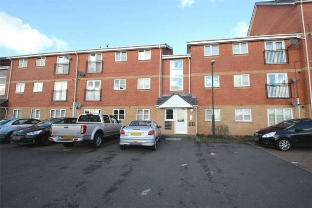 2 Bedrooms Flat for sale in Signet Square, Stoke, Coventry