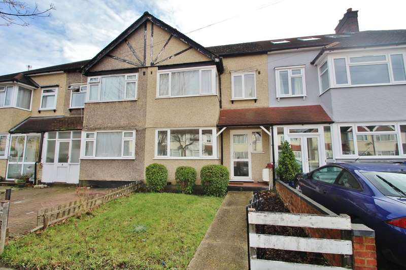 3 Bedrooms Terraced House for sale in South Lane West, New Malden