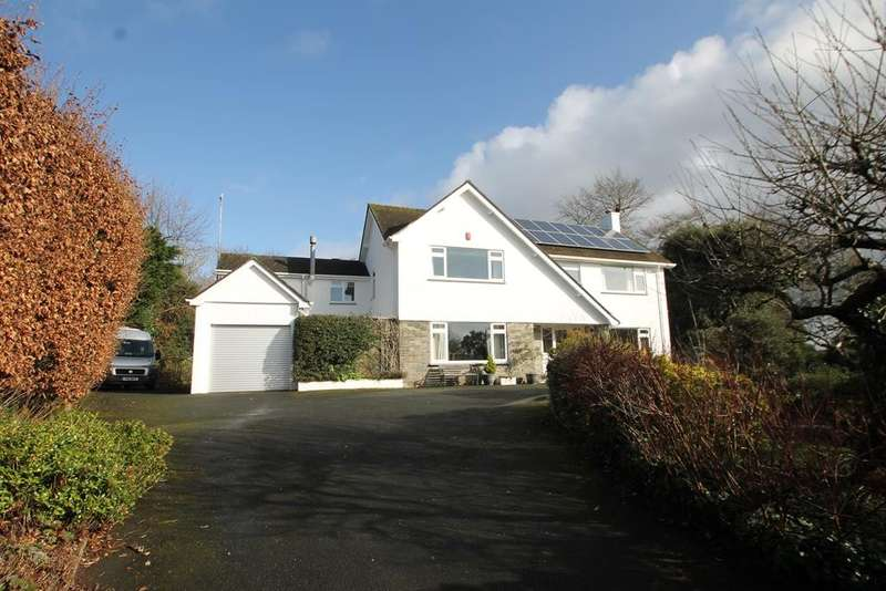 5 Bedrooms Detached House for sale in Mannamead