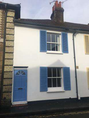 2 Bedrooms Terraced House for sale in Middle Road, Brighton, East Sussex