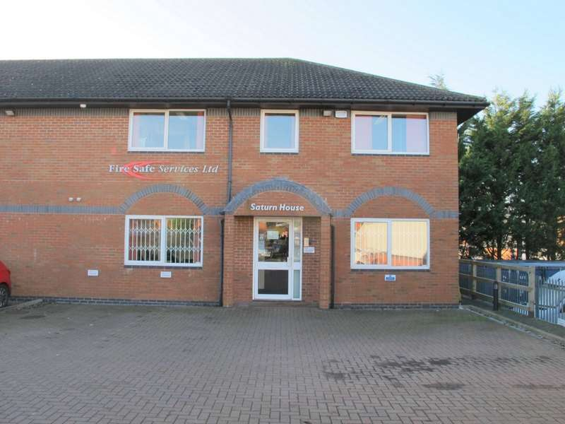 Office Commercial for sale in Saxon Business Park, Bromsgrove, B60