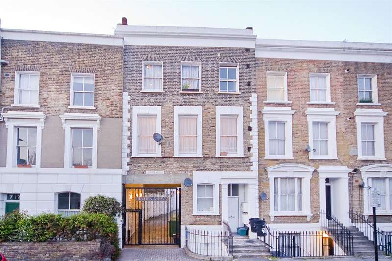 2 Bedrooms House for sale in Linden Mews, Mildmay Grove North, N1