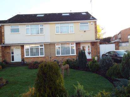 4 Bedrooms Semi Detached House for sale in Causeway Close, Potters Bar, Hertfordshire
