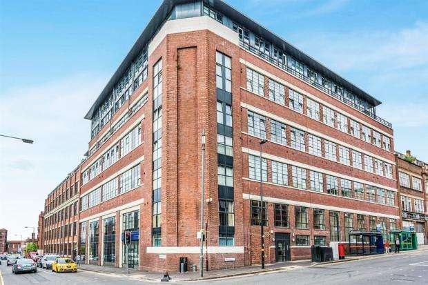 1 Bedroom Apartment Flat for sale in 246 Bradford Street, Digbeth, Birmingham, B12 0NZ