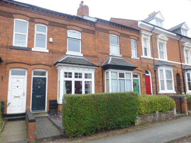 4 Bedrooms Terraced House for rent in Emerson Road, Harborne, Birmingham, B17 9LT