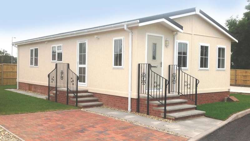 2 Bedrooms Park Home Mobile Home for sale in Westfield and Willows Park, Cane Lane, Near Wantage, Oxfordshire, OX12 0AE