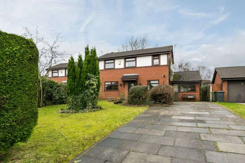 3 Bedrooms Detached House for sale in Havercroft Close, Winstanley, WN3 6UJ