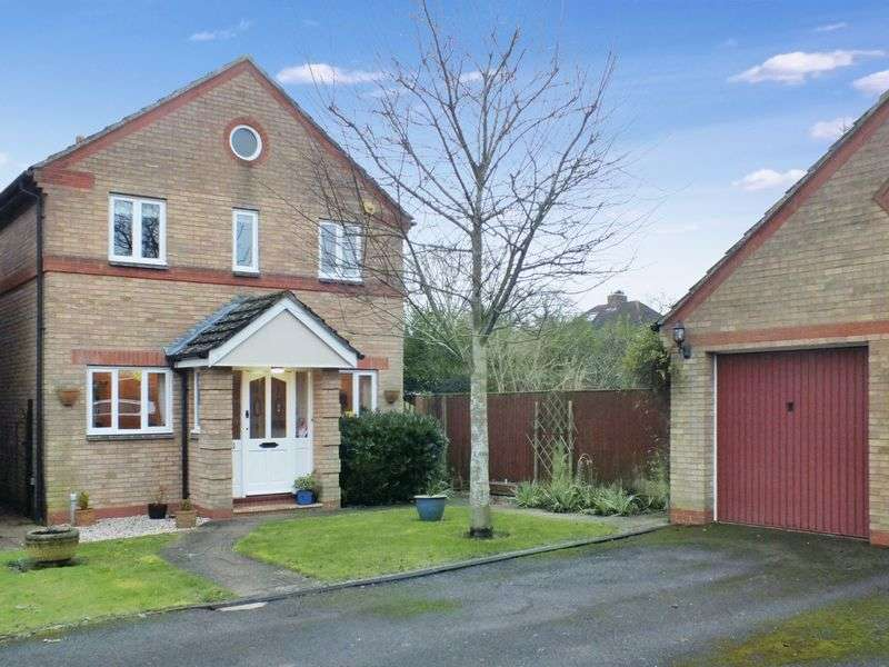 4 Bedrooms Detached House for sale in Treeground Place, Kidlington