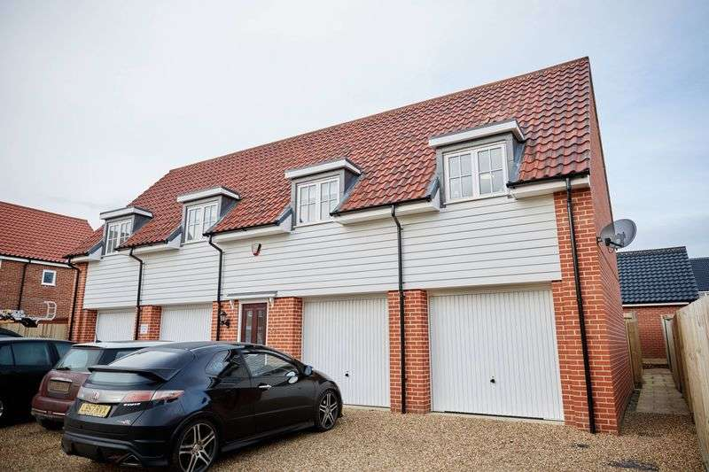 2 Bedrooms Property for sale in Coot Drive, Norwich
