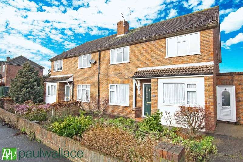 2 Bedrooms Flat for sale in Hertford Road, Hoddesdon