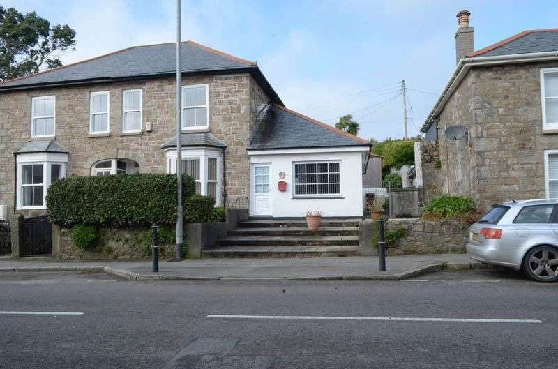 3 Bedrooms Semi Detached House for sale in Fore Street, Lelant, St. Ives
