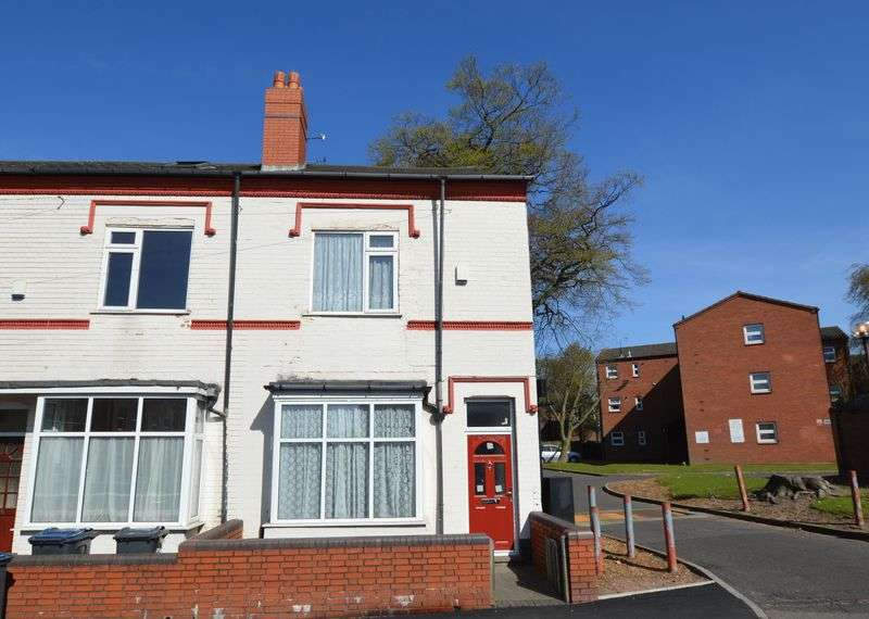 3 Bedrooms Terraced House for sale in Highfield Road, Birmingham
