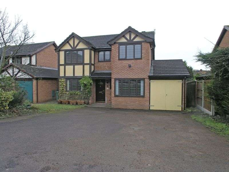 4 Bedrooms Detached House for sale in LAKESIDE, Morlich Rise