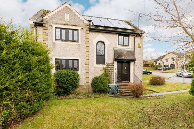 4 Bedrooms House for sale in 1 Bellfield Drive, Peebles, EH45 8RG