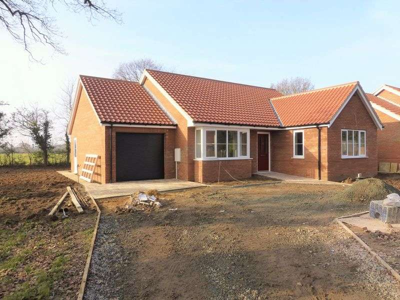 3 Bedrooms Detached Bungalow for sale in Stalham Green