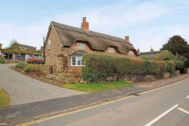 3 Bedrooms Detached House for sale in Main Street, Newtown Linford