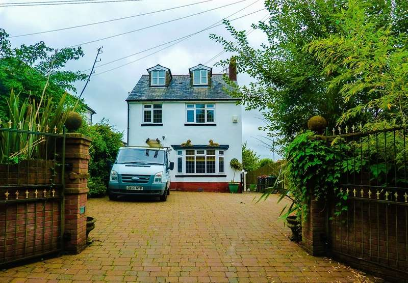 5 Bedrooms Unique Property for sale in Pencoed Lane, Llanmartin, Newport